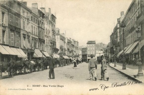 Niort-Rue-Victor-Hugo