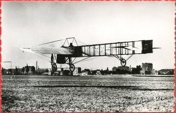 histoire-de-laviation-En-1908-Le-Bleriot-8-