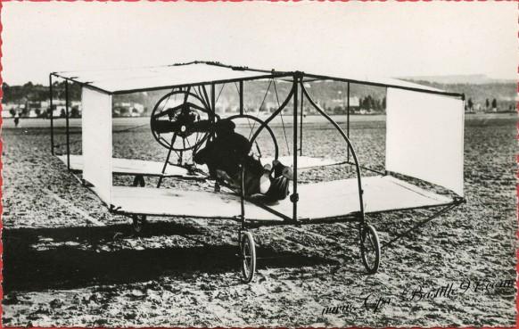 Histoire de l'Aviation En 1908 - Le Koechlin