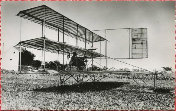 histoire-de-laviation-En-1908-le-triplan-Mervin-Vaniman