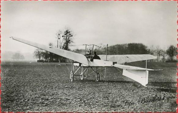 histoire-de-laviation-Février-1908-Le-Gastambide-et-Mengin-monté-par-Boyer-à-Bagatelle