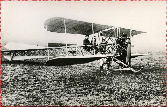 Histoire de l'aviation à Genève l'Aéroplane des Frères Duffaux