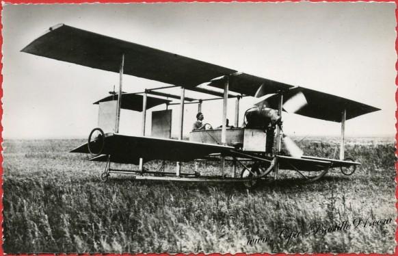 l'Histoire de l'Aviation de Ader à 1910 - En 1909 Le Breguet