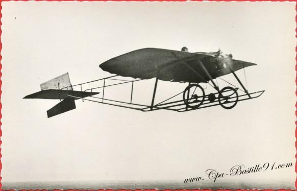 l'Histoire de l'aviation - Édouard Nieuport décède le 16 septembre 1911