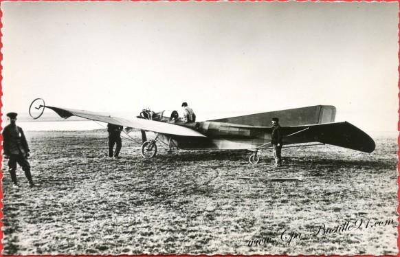 l'Histoire de l'Aviation de Ader à 1910 - Aéroplane Le Rep en 1909