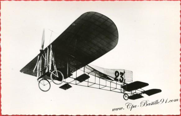 histoire-de-laviation-Reims-1909-Le-Bleriot-12-
