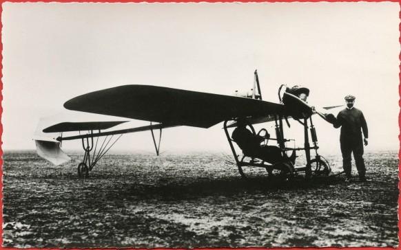 Histoire de l'Aviation de Clément Ader à1910 - Le Monoplan Botty