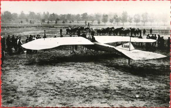 Histoire de l'Aviation de ader à 1910 - Le Monoplan de Igo Etrich