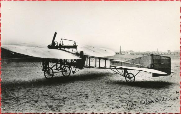 l'histoire de l'aviation de Ader à 1910 - Le monoplan Saulnier