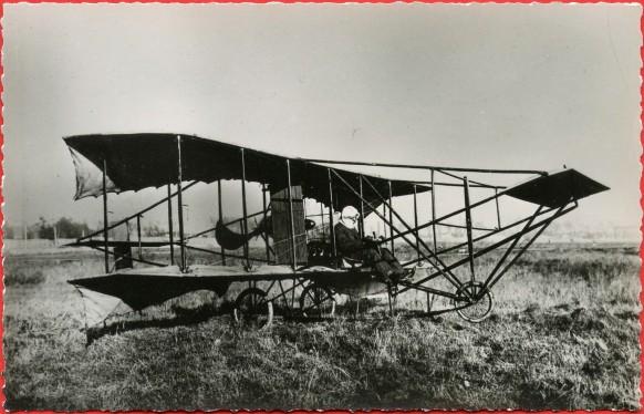 Histoire de l'Aviation de Ader à 1910 - Chute mortelle de l'aviateur Antonio Fernandez