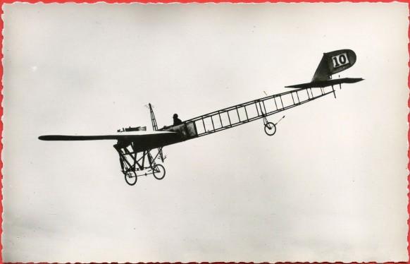 l'Histoire de l'Aviation - l'Aéroplane Tellier - Emile Dubonnet gagnant du prix de la nature
