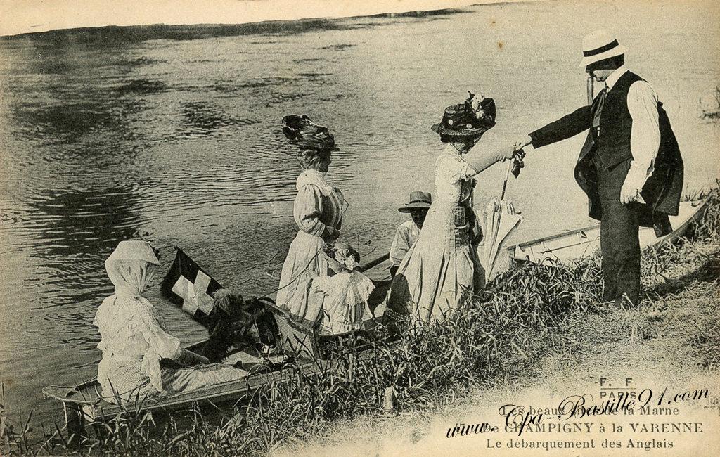 La Varenne-Saint-Hilaire | Cartes Postales Anciennes