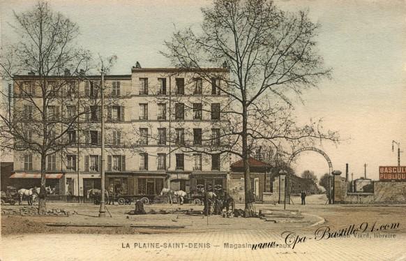 La plaine Saint-Denis - Les Magasins généraux
