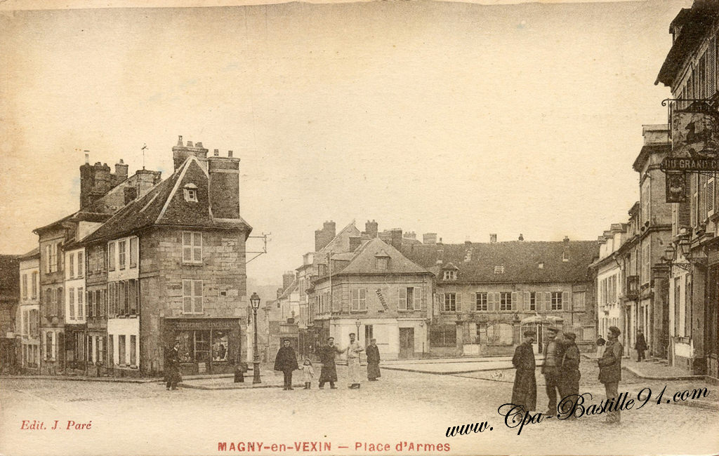Rue Du Jura Mantes La Ville