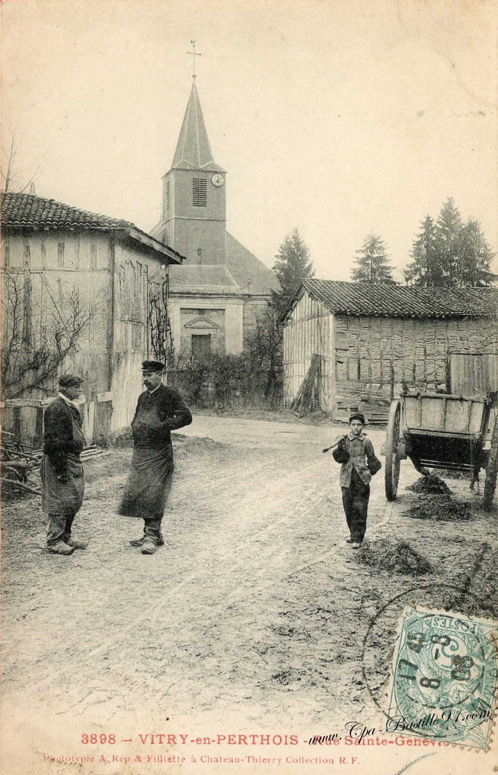 Champagne ardenne | Cartes Postales Anciennes
