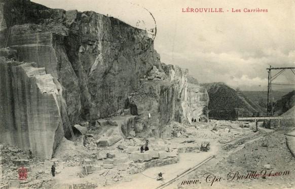 carte-postale-ancienne-lerouville-les-carriéres