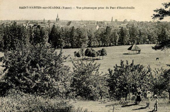 carte-postale-ancienne-Saint-martin-sur-Ouanne