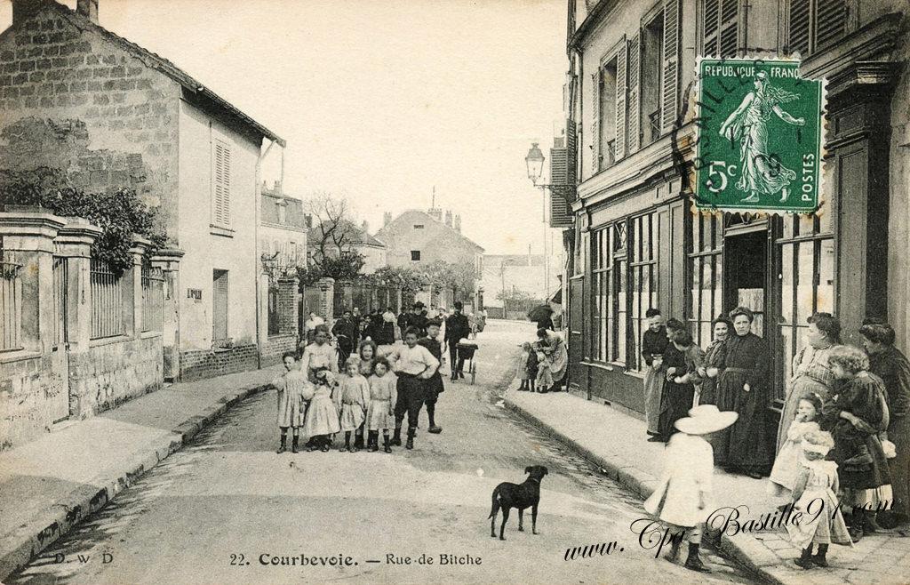 Boulangerie Rue De La Ville En Pierre