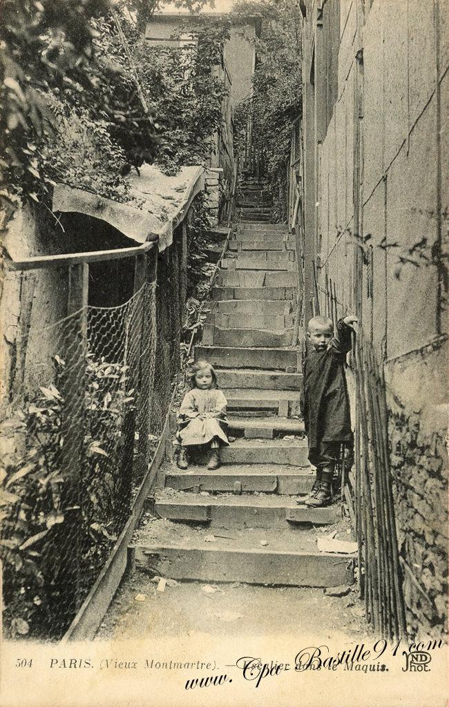 Montmartre | Cartes Postales Anciennes