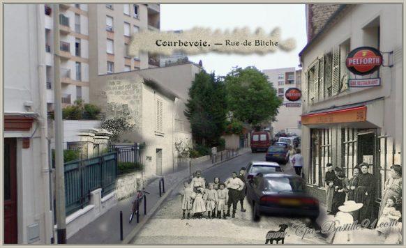 Courbevoie-rue-Bitche-dhier-à-Aujourdhui