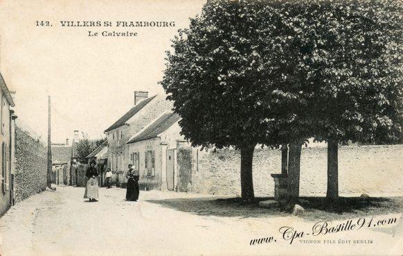 Carte-postale-ancienne-Villers-saint-Frambourg