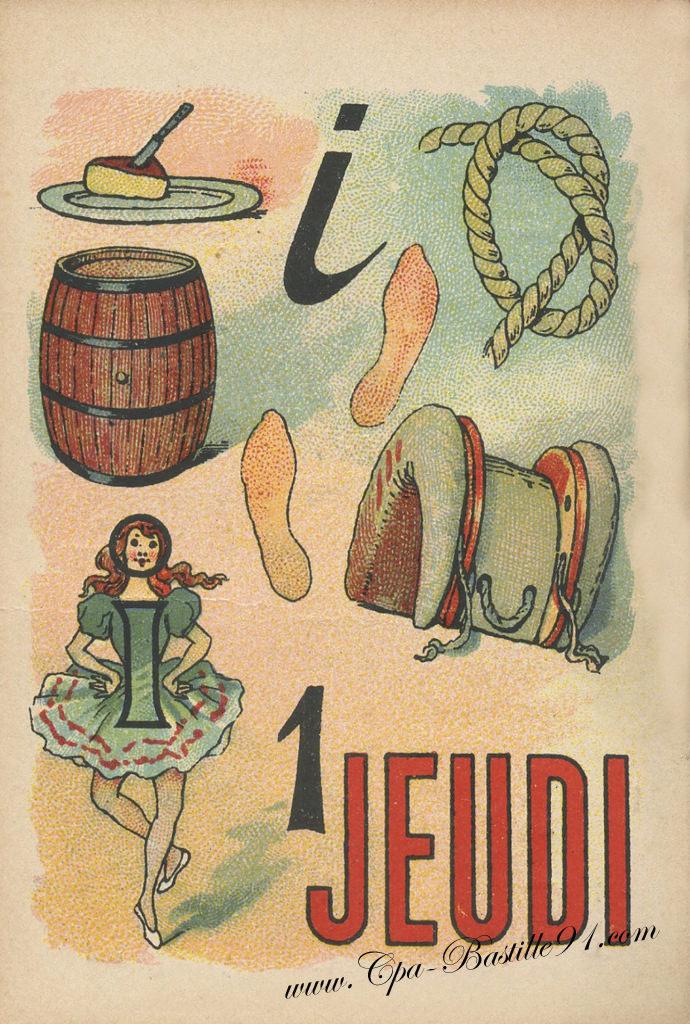 Célèbre rébus | Cartes Postales Anciennes | Page 2 JL66