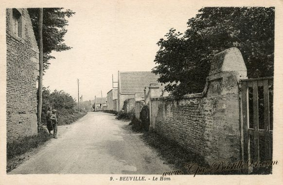 Beuville - Le Hom