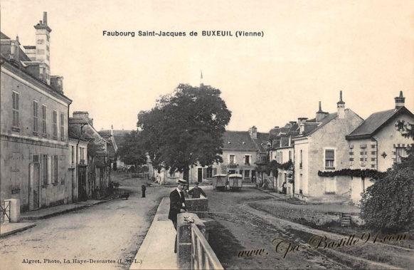 Faubourg Saint Jacques de Buxeuil